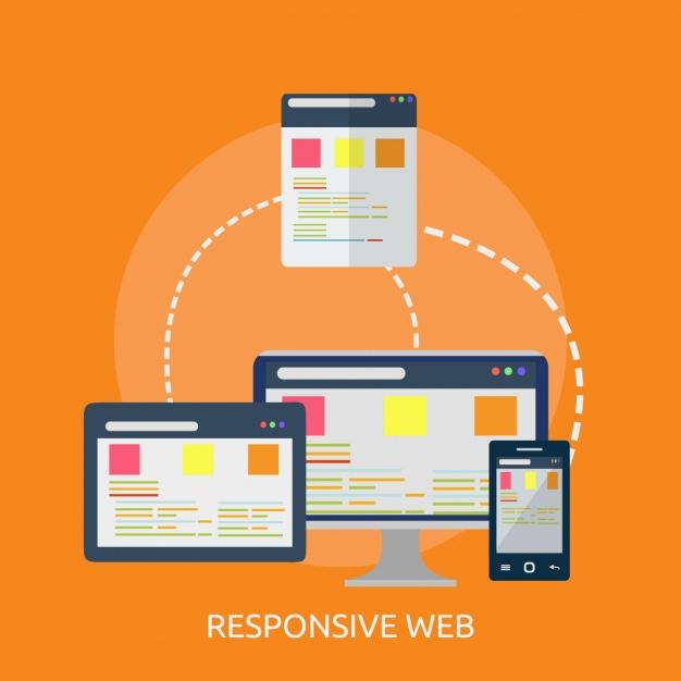 Diseño responsive: Que es y Los beneficios de utilizarlo