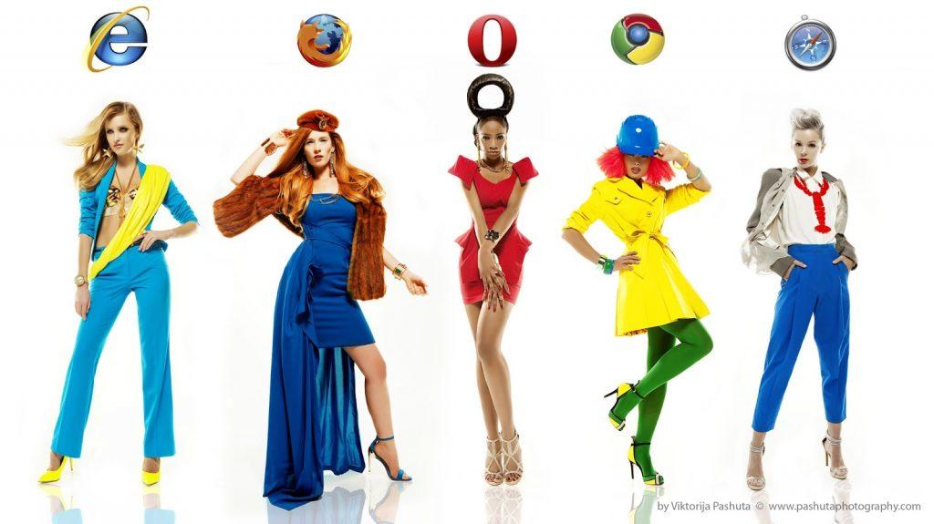 Los navegadores web más utilizados